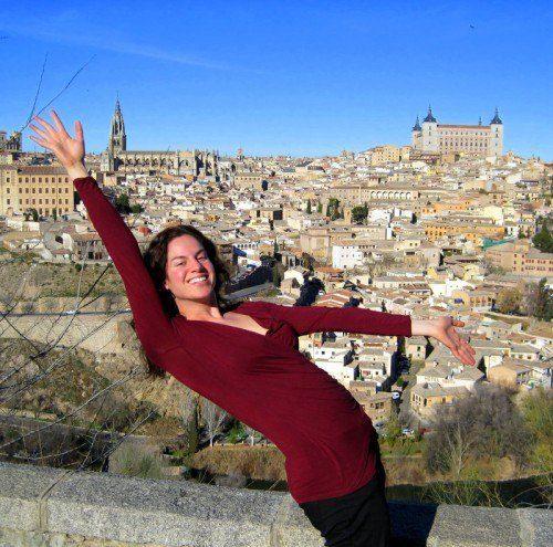 In Toledo, Spain.