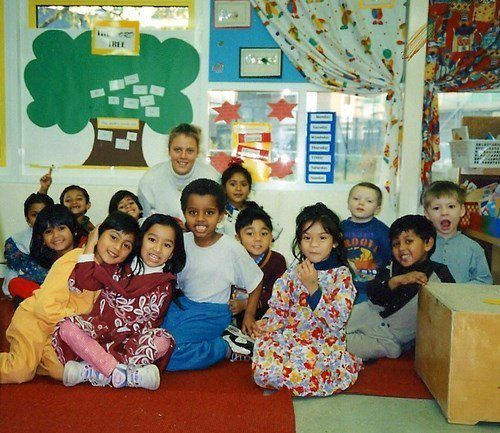 Teaching in London