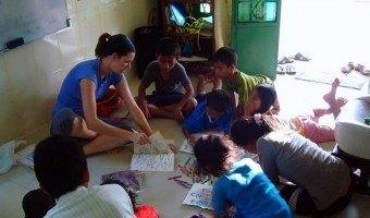 Abbie: A California Teacher in Cambodia and Greece