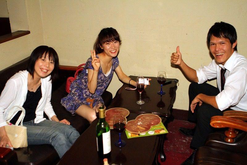 New friends in Japan!