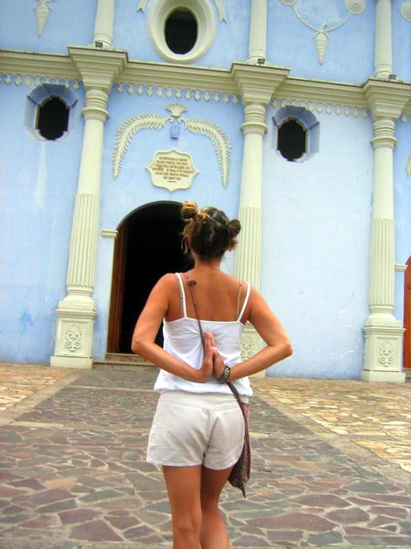 museum in Granada, Guatemala.