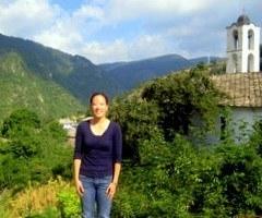 Pei Pei: A Boston Teacher, Working in Bulgaria!