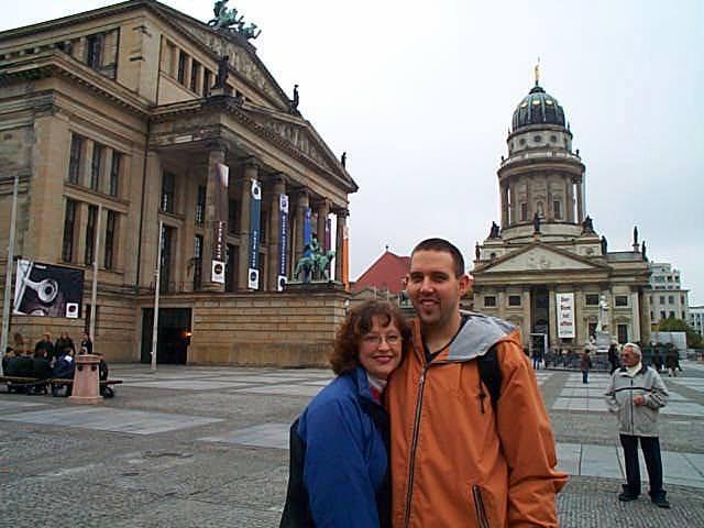 In Berlin, Germany.