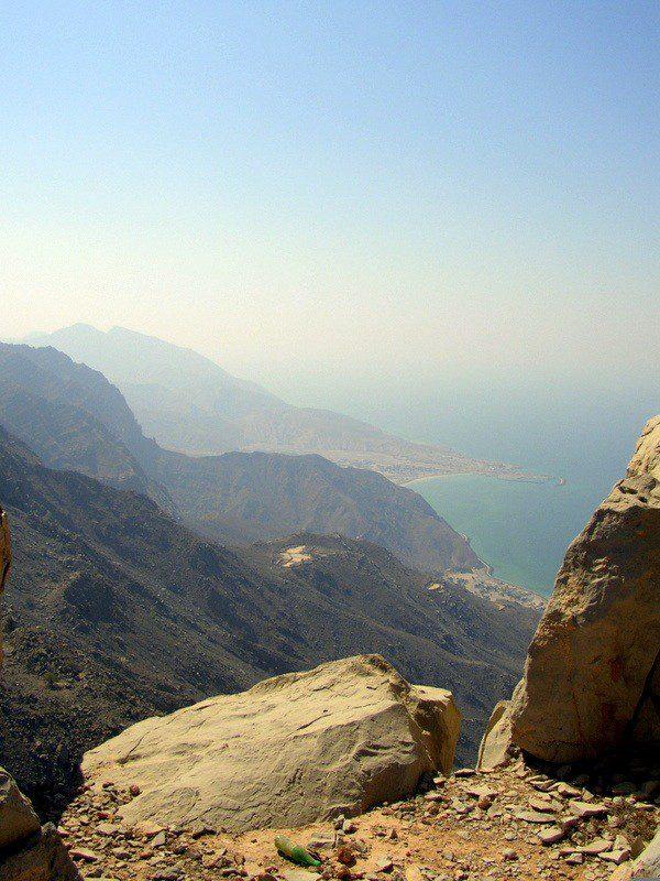 Musandam Peninsula, United Arab Emirates, 2001