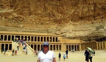 Aaron: A New York Teacher in Egypt, France, Italy, and Beyond