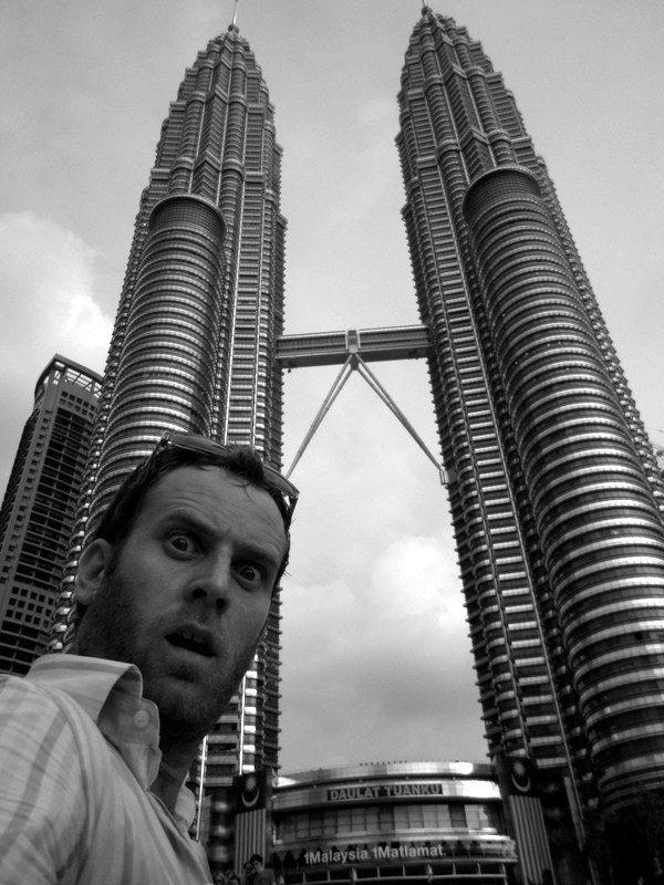 Brian in Kuala Lumpur, Malayasia