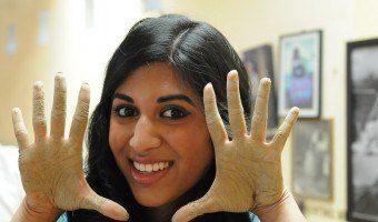 Vijaya: On-Camera Presenter for ProjectExplorer.org