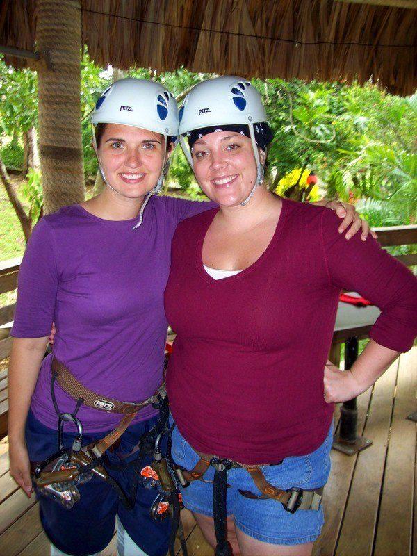 Rotan, Honduras: the longest Zip-line in Central America.