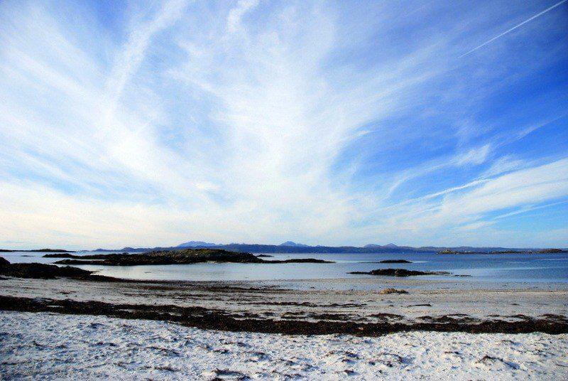 Beautiful Mallaig, Scotland.
