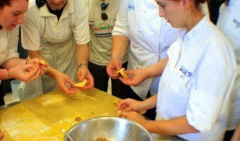 James: A Chef Instructor Teaching and Learning in Italy