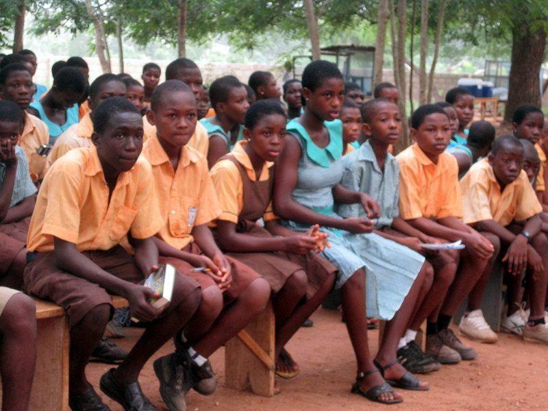 Nyamata: A Ghana Student's Day of Half Joy and Half Pain