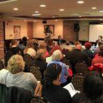 Teaching Traveling Night's Amazing Panelists and Partners