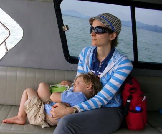 "Candice: ""Mom Most Traveled"""