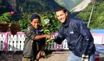 Brad: An Opportunity for YOU to Trek and Teach in Nepal