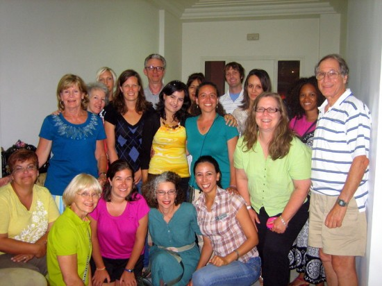 These Tunisian and American teachers stayed in touch through the Jasmine Revolution.
