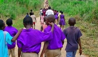 Kim: Summer Volunteer Technology Teaching in Ghana