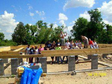 Building with Habitat for Humanity in New Orleans!