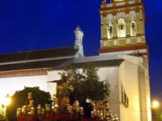 The Semana Santa holiday in Anna's Spanish town.