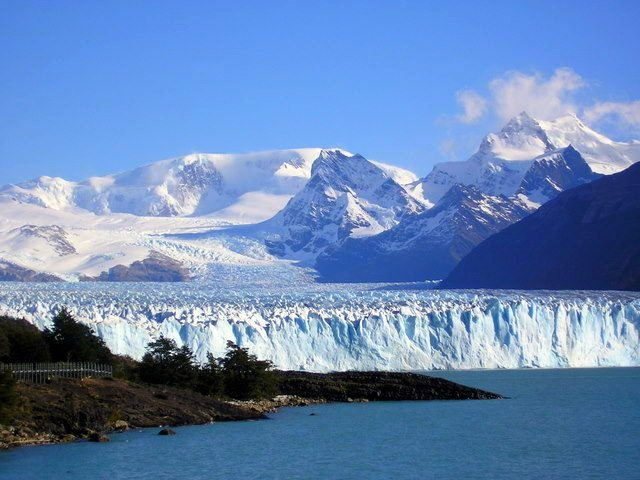 Perito Morreno Glacier, El Calefate, Argentina. Gorgeous!