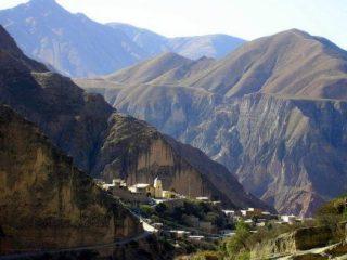 Beautiful Iruya, in Northwest Argentina. One of Marc's destinations!