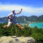 Mike: PowerKicKing and Teaching English Around the World