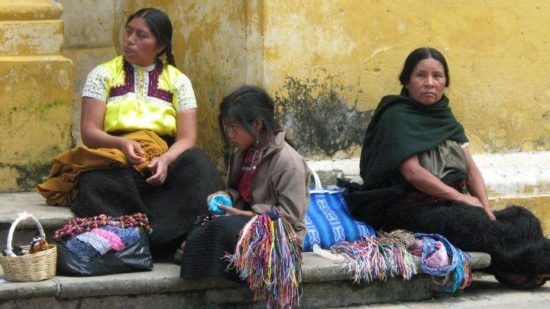 A photo Francis took in Chiapas, Mexico.