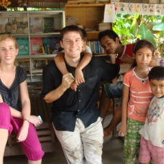 Steve: Teaching and Volunteering in Korea, Cambodia, and Ukraine