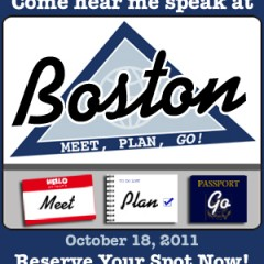 """Meet, Plan, Go!"" Extended Travel Conference is 10/18/11!"