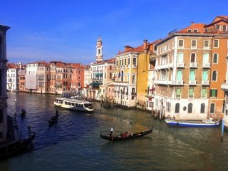 One of Shane's photos from his travels to Venice, Italy.
