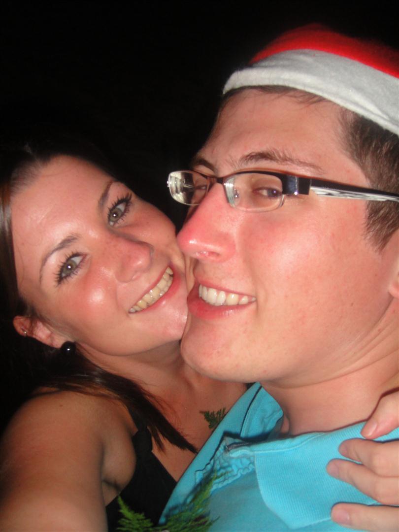 John and Michelle: World-travel through teaching!