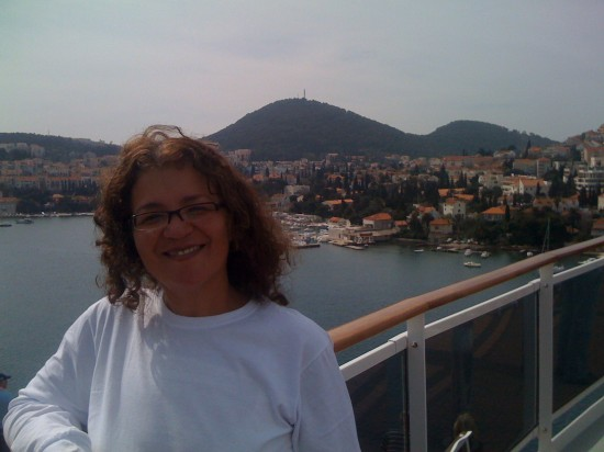 Teaching-Traveling expert Eliane, herself!
