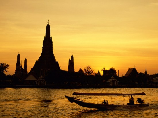 A stunning photo from Eliane's travels in Thailand.