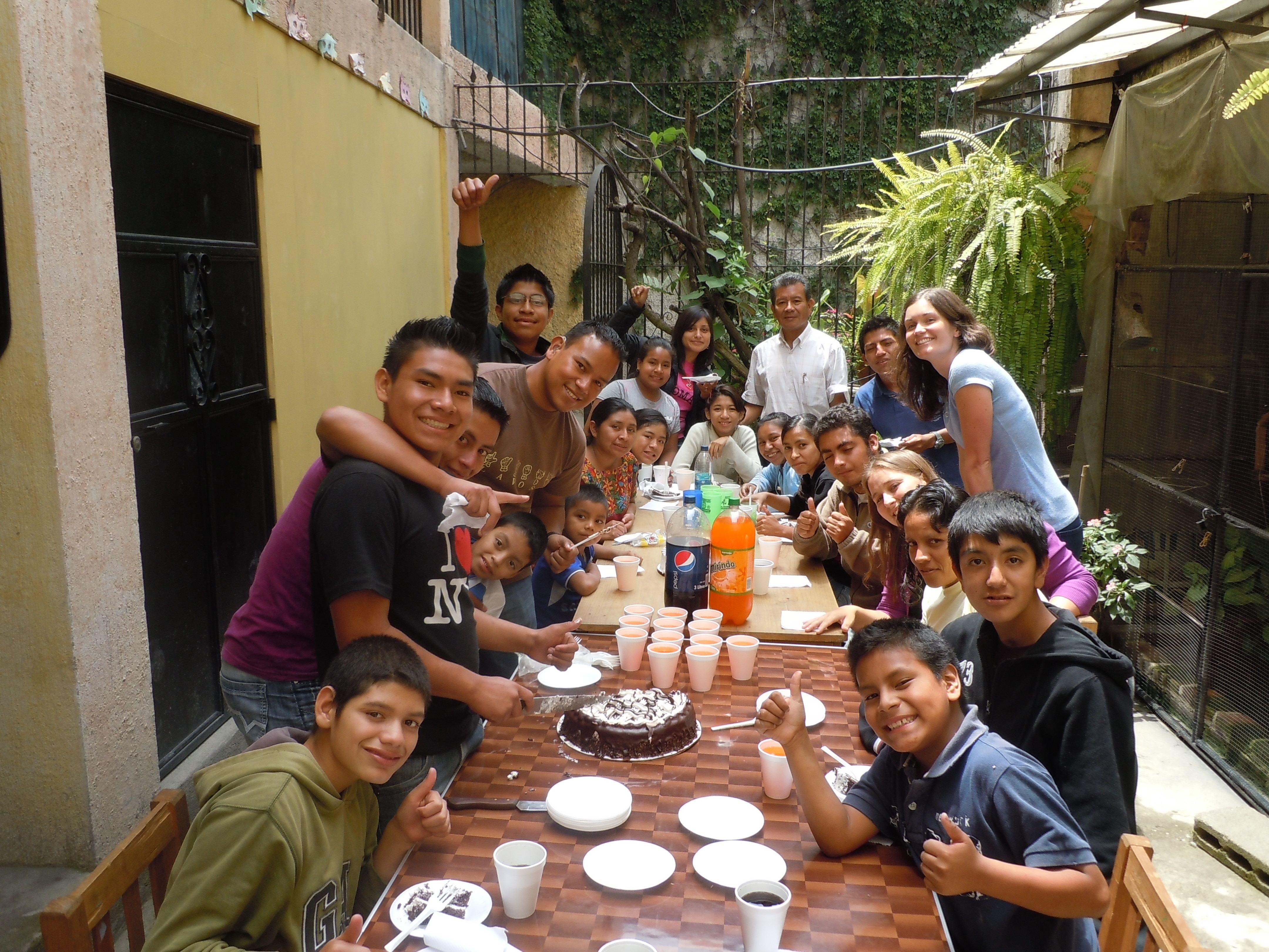 LAVOSI: A school for deaf children in Guatemala.