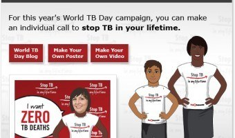 Why is Stop Kony Getting More Press Than World Stop TB Day?