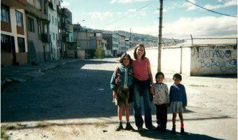 Maureen: From Intelligence Official to Book Author in Ecuador