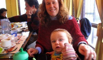 Whitney: Raising a Young Son and Teaching in Taiwan and Korea