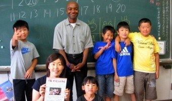 Rashaad: Ways to Teach Abroad in Japan and France Schools