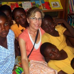 Sue: Summer Ghana Volunteer Travel Through Teacher Grants
