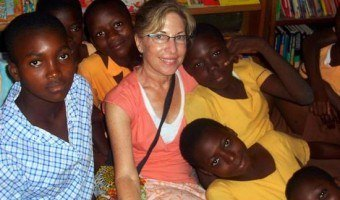 Sue: Summer Ghana Volunteer Travel Through Teacher Grants