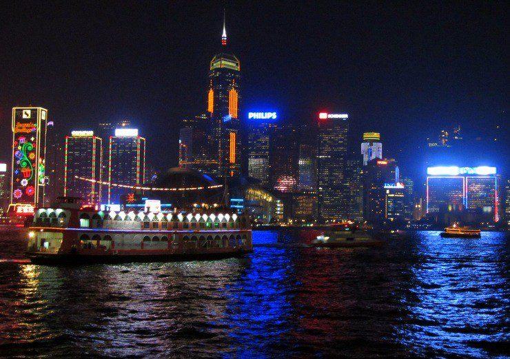 Hong Kong New Years!