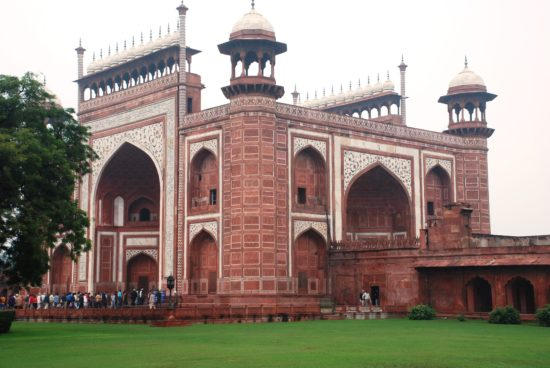 Fatehpur Sikri. What a building!