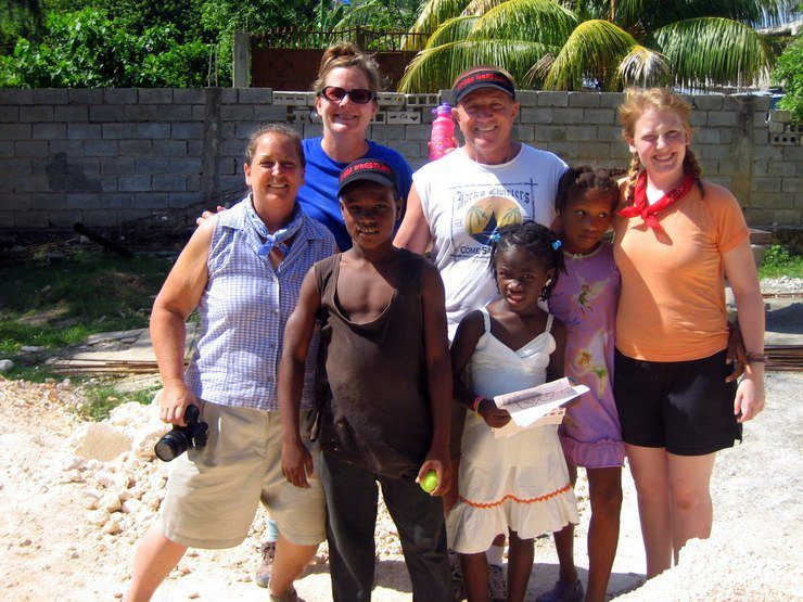 Learning the value of gratitude during travel.