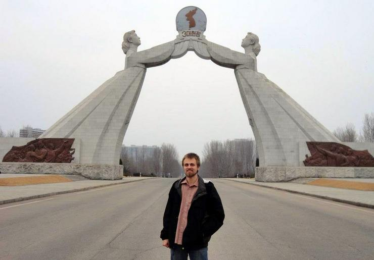Traveling in mysterious North Korea!