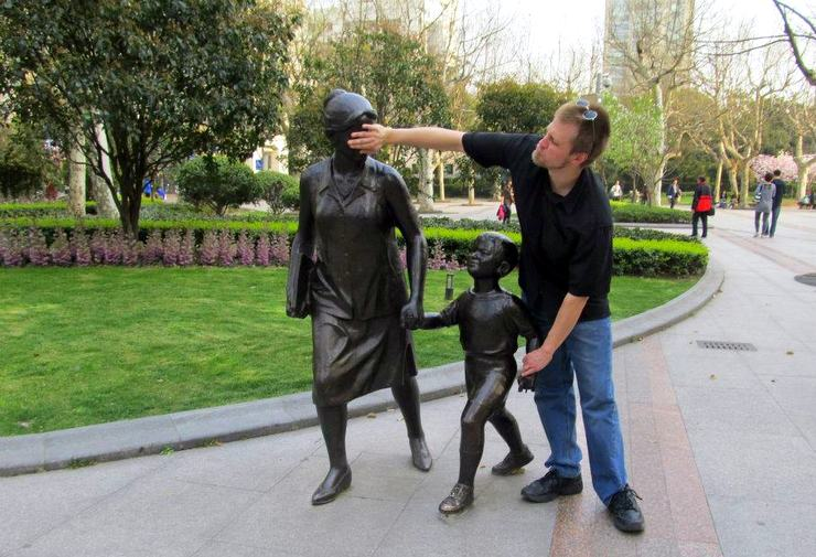 What else would you do with these statues?