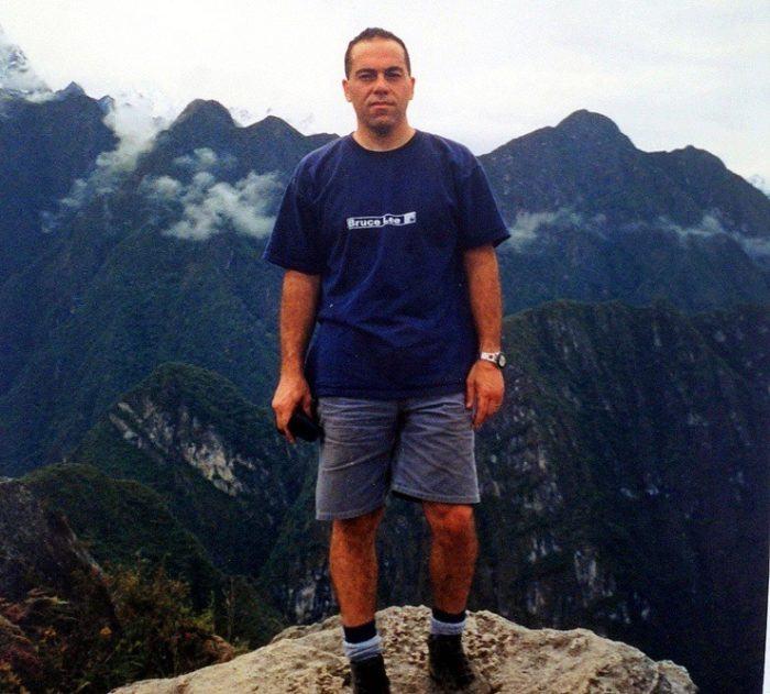 Piero at Machu Picchu!