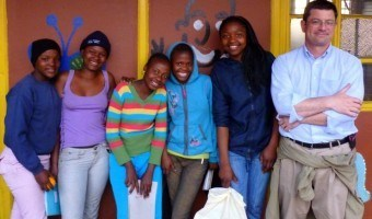 Summer Teacher Travel to South Africa Through a FFT Grant