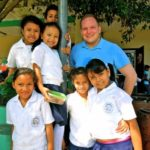A Week Volunteering in Honduras to Paint a School Mural