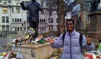 A Brilliant Ghanaian Teacher, Traveling in the UK and Ghana