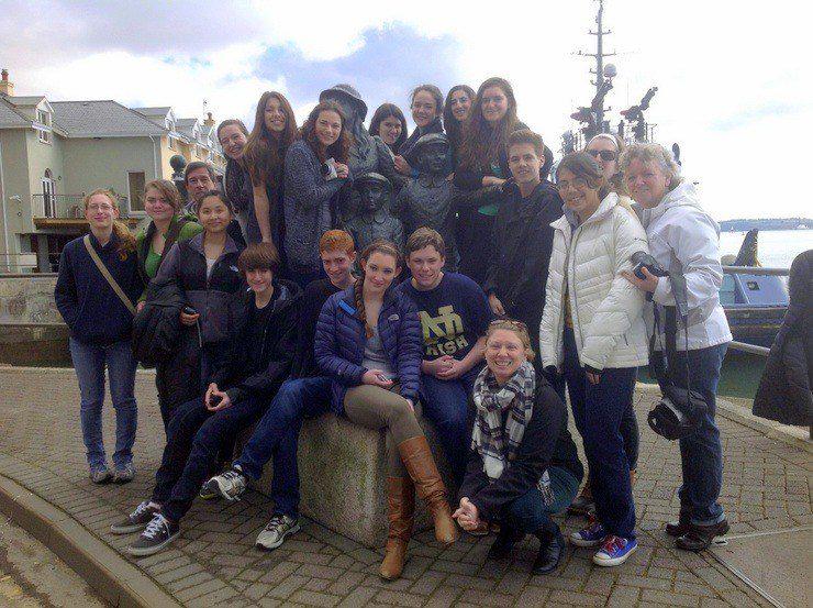 Cobh Heritage Centre, County Cork, Ireland.