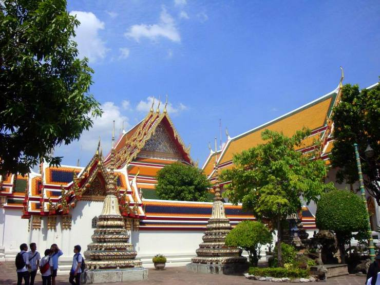 Feast your eyes on more gorgeous temples in Thailand.